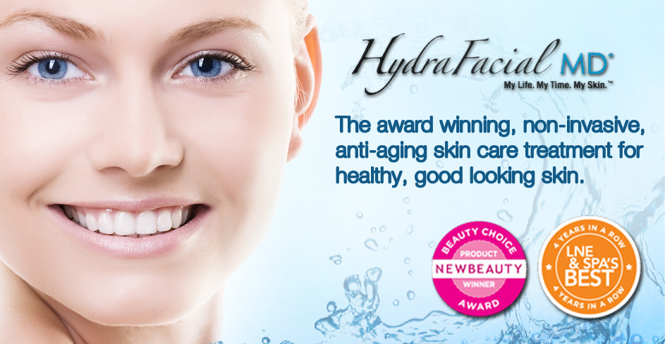 Coming Soon… HydraFacial MD!